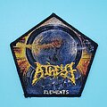 """Atheist - Patch - Atheist """"Elements"""" patch"""