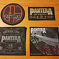 Pantera 2012 Patches