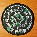 Pantera 1993 patch (Possible reprint)