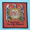 """Slayer - Patch - Slayer """"Seasons In The Abyss"""" patch"""