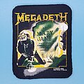 """Megadeth - Patch - Megadeth  """"Mary Jane"""" patch"""