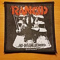 "Rancid - Patch - Rancid ""...And Out Come The Wolves"" patch"