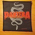 "Pantera ""The Great Southern Trendkill"" patch"