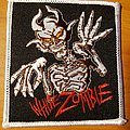 White Zombie - Patch - White Zombie embroidered patch