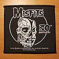 "Misfits - Patch - Misfits ""30th Anniversary"" patch"