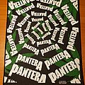 Pantera 1993 backpatch