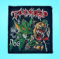"""Tankard - Patch - Tankard """"Hair Of The Dog"""" patch"""