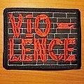 Vio-Lence bootleg patch