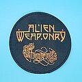 """Alien Weaponry - Patch - Alien Weaponry """"Tangaroa"""" patch"""