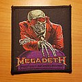 "Megadeth - Patch - Megadeth ""Peace Sells... But Who's Buying?"" Patch"