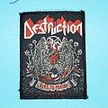 """Destruction - Patch - Destruction """"Born To Perish"""" patch"""