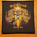 "Motorhead ""Inferno"" patch"