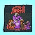 "Death - Patch - Death ""Scream Bloody Gore"" patch"