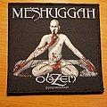 """Meshuggah - Patch - Meshuggah """"Obzen"""" patch"""