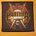 Pantera 2012 patch