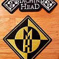 Machine Head - Patch - Machine Head offical patches