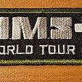 """Rammstein """"Mutter World Tour 2001/2002"""" patch"""