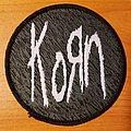 Korn circle patch