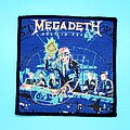 """Megadeth - Patch - Megadeth """"Rust In Peace"""" patch"""