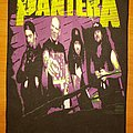 Pantera - Patch - Pantera 1992 backpatch