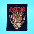 """Kreator - Patch - Kreator """"Coma Of Souls"""" patch"""
