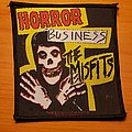 "Misfits ""Horror Business"" patch"