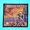 """Megadeth - Patch - Megadeth """"Peace Sells"""" patch"""