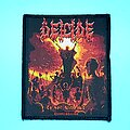 """Deicide - Patch - Deicide """"To Hell With God"""" patch"""