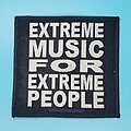 """Morbid Angel - Patch - Morbid Angel """"Extreme Music For Extreme People"""" patch"""