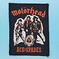 """Motörhead - Patch - Motörhead """"Ace Of Spades"""" patch"""