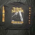 "The Black Dahlia Murder - TShirt or Longsleeve - The Black Dahlia Murder ""Everything Went Black"" longsleeve shirt"