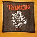 "Rancid - Patch - Rancid ""Let's Go"" patch"