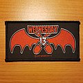 Wednesday 13 - Patch - Wednesday 13 patch