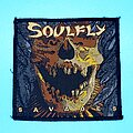 """Soulfly - Patch - Soulfly """"Savages"""" patch"""