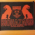 Biohazard reproduction patch