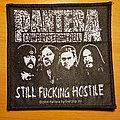 "Pantera - Patch - Pantera ""Still Fucking Hostile"" patch"