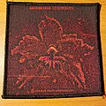 "Machine Head - Patch - Machine Head ""The Burning Red"" patch"