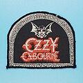 Ozzy Osbourne - Patch - Ozzy Osbourne patch