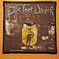 "Six Feet Under - Patch - Six Feet Under ""True Carnage"" patch"