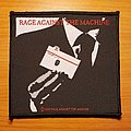 Rage Against The Machine - Patch - Rage Against The Machine patch