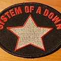 System Of A Down - Patch - System Of A Down Patch