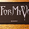 Bullet For My Valentine superstrip patch