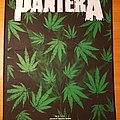 Pantera 1993 weed backpatch