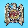 Slayer - Patch - Slayer glitter eagle patch