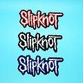 Slipknot - Patch - Slipknot logo patches