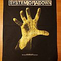 System Of A Down - Patch - System Of A Down 2017 backpatch