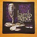 "Lamb Of God - Patch - Lamb Of God ""Sacrament"" patch"