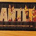 Pantera 2003 patch