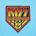 Kiss - Patch - Kiss Army patch