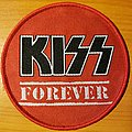 "Kiss ""Forever"" patch"